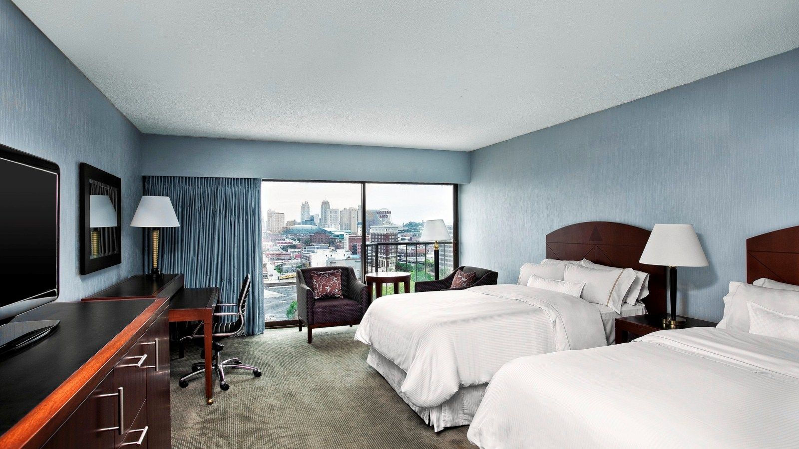 Kansas City Lodging | The Westin Kansas City Hotel at Crown Center