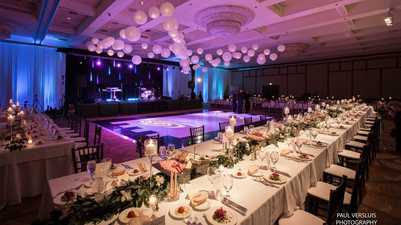 Westin Century Ballroom - Hallmark Weddings