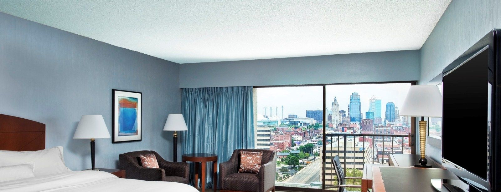 Traditional Room | The Westin Kansas City Hotel at Crown Center