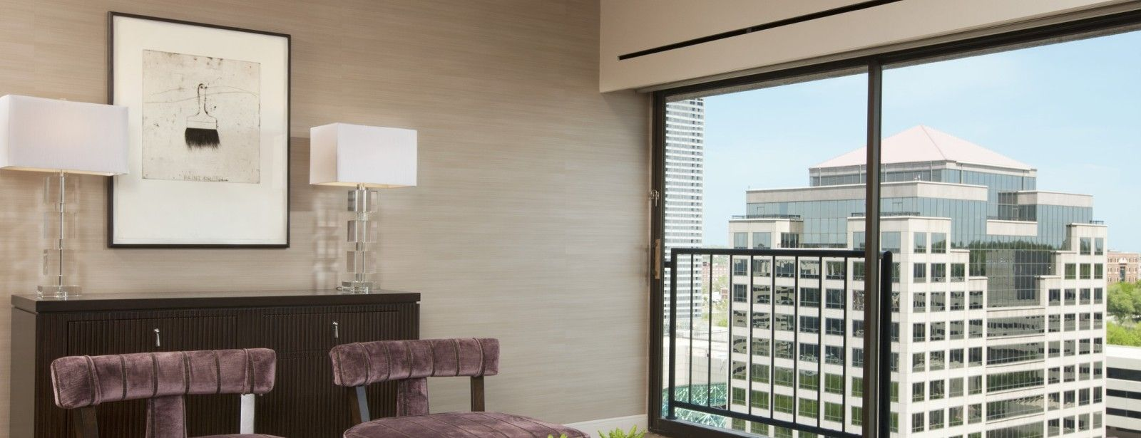 Presidential Suite | The Westin Kansas City Hotel at Crown Center