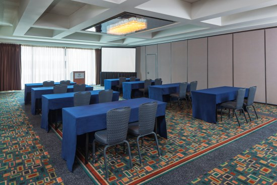 Sheraton Empire A - Classroom Set-up