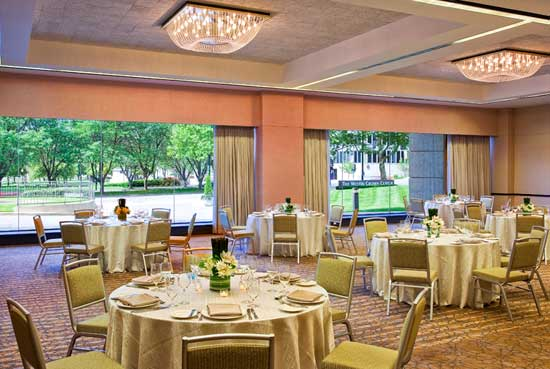 Westin Washington Park Ballroom