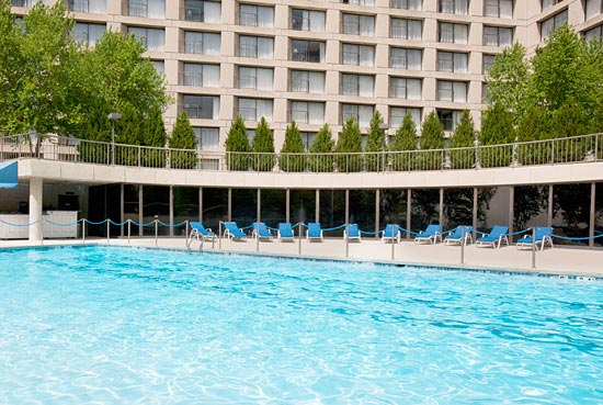 Westin Outdoor Heated Pool
